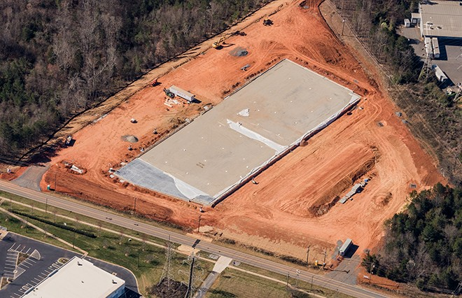 Coffey Creek CHS facility